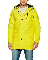 Abrigo amarillo de Hilfiger Denim