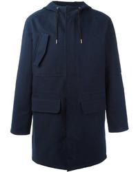 Abrigo azul marino de A.P.C.