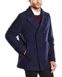 Abrigo azul marino de Calvin Klein