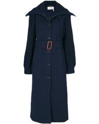 Abrigo Azul Marino de Chloé
