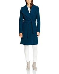 Abrigo Azul Marino de ESPRIT Collection