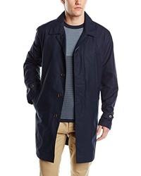Abrigo azul marino de Gant