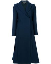 Abrigo Azul Marino de Stella McCartney