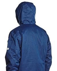 abrigo vans azul