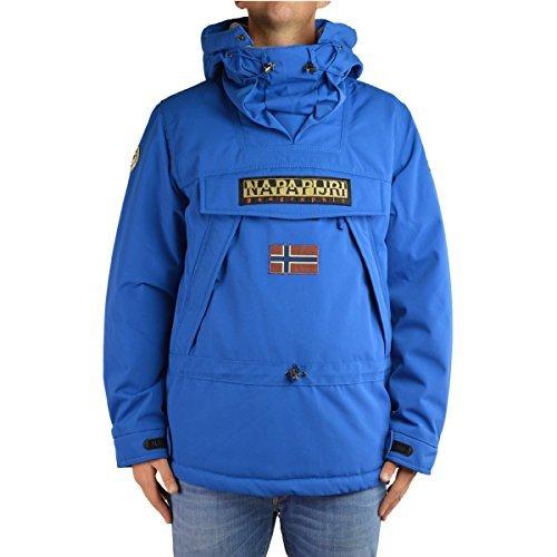 bajo precio 29586 b0962 €253, Abrigo azul de Napapijri