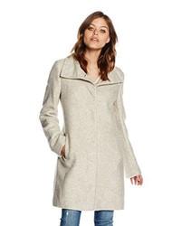 Abrigo blanco de BOSS ORANGE