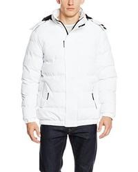 Abrigo blanco de D-struct
