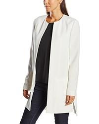 Abrigo blanco de Gabriele Strehle