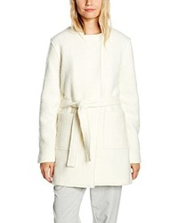 Abrigo blanco de Ichi