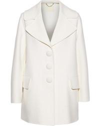 Abrigo blanco de Marc Jacobs