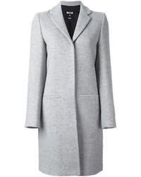 Abrigo blanco de MSGM