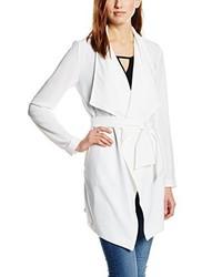 Abrigo blanco de Only