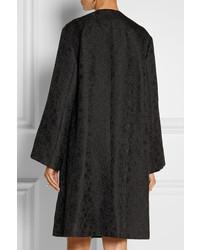Gabbana De Con Adornos amp; Dolce Abrigo Negro xRqzgFw1v