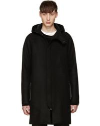 Abrigo de lana negro de Acne Studios