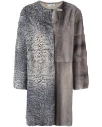Abrigo de piel medium 1315511