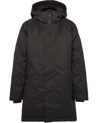 Abrigo de plumón en gris oscuro de Canada Goose