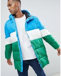 Abrigo de plumón en multicolor de Hunter