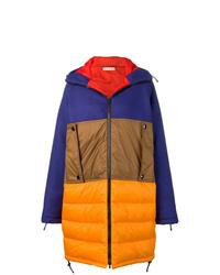 Abrigo de plumón en multicolor de Marni