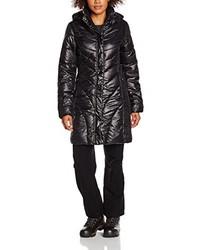Abrigo de plumón negro de Icepeak