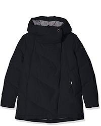 Abrigo de plumón negro de Roxy
