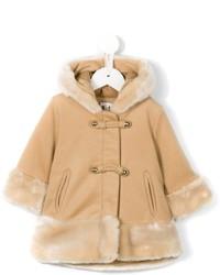 Abrigo en beige