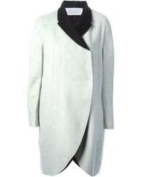 Abrigo en blanco y negro de Gianluca Capannolo