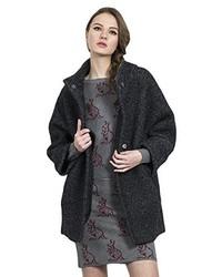 Abrigo en gris oscuro de Compañia Fantastica