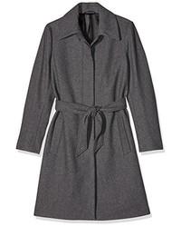 Abrigo en gris oscuro de Filippa K