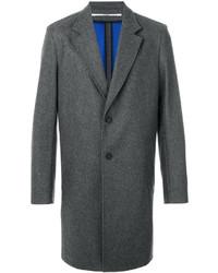 Abrigo en gris oscuro de Kenzo