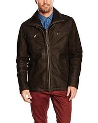 Abrigo en marrón oscuro de Oakwood