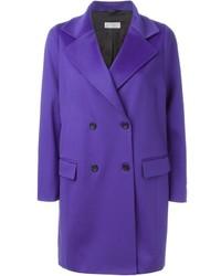 Abrigo en violeta de Alberto Biani