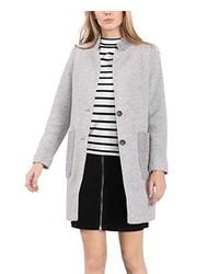 Abrigo gris de edc by Esprit