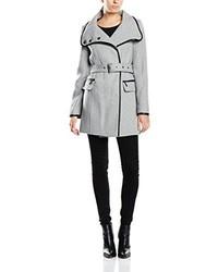 Abrigo gris de ESPRIT Collection