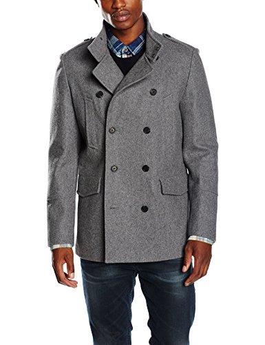 Abrigo gris de New Look