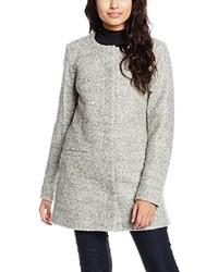 Abrigo gris de Only