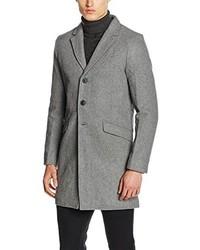 Abrigo gris de ONLY & SONS