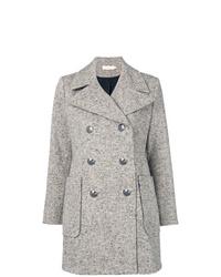 Abrigo gris de Tory Burch