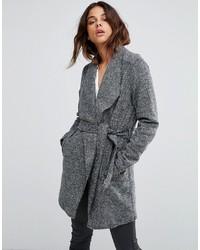 Abrigo gris de Vero Moda