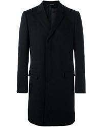 Abrigo Largo Azul Marino de Dolce & Gabbana