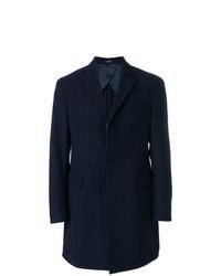 Abrigo largo azul marino de Polo Ralph Lauren