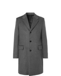 Abrigo largo en gris oscuro de Acne Studios
