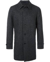 Abrigo largo en gris oscuro de Aspesi
