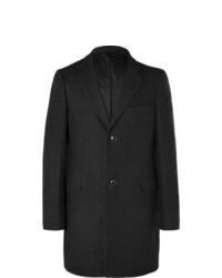Abrigo largo en gris oscuro de Folk