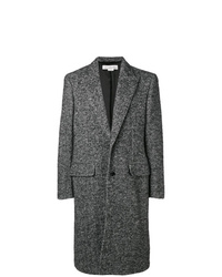 Abrigo largo en gris oscuro de Golden Goose Deluxe Brand