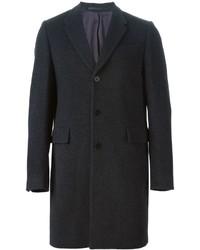 Abrigo largo en gris oscuro de Paul Smith