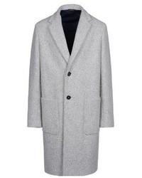 Abrigo largo gris original 430848