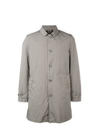 Abrigo largo gris de Aspesi