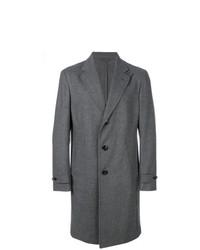 Abrigo largo gris de Ermenegildo Zegna