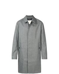 Abrigo largo gris de MACKINTOSH