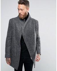 Abrigo largo gris de Religion